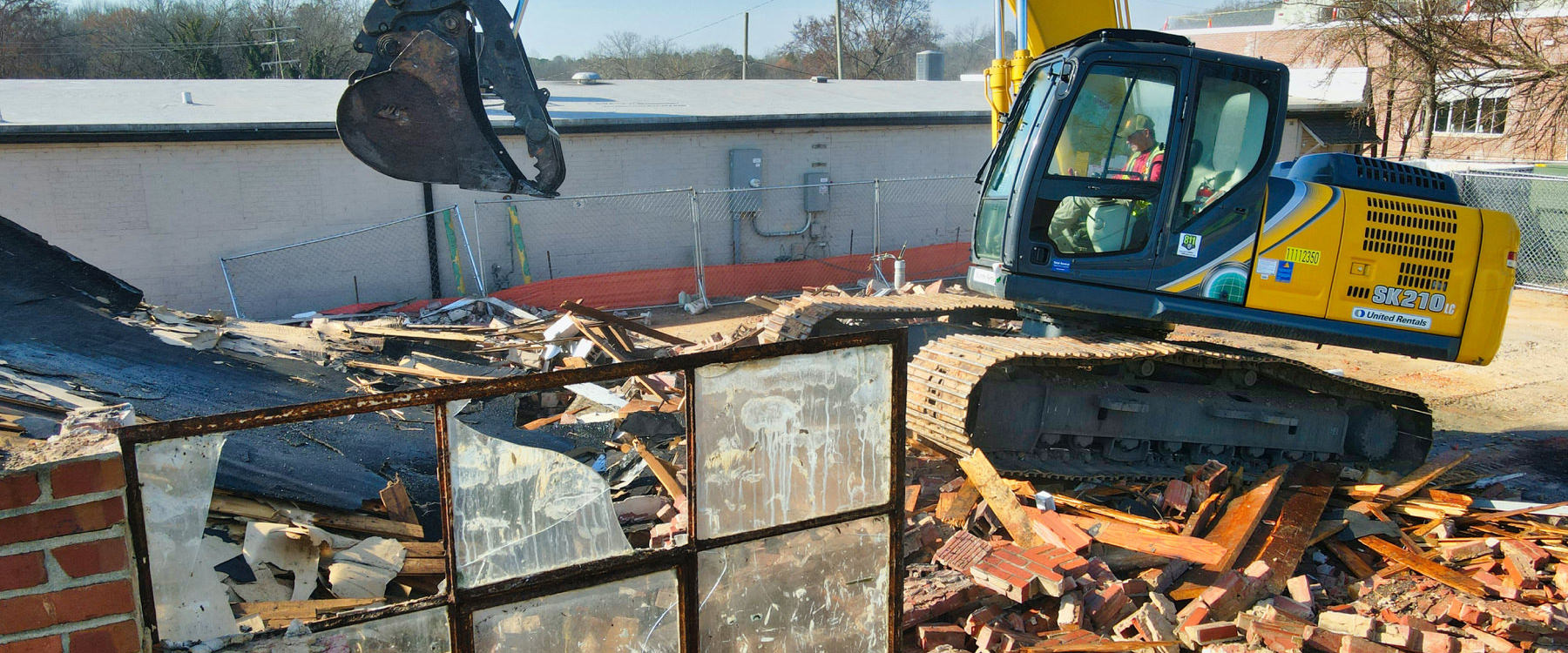 slide-demolition
